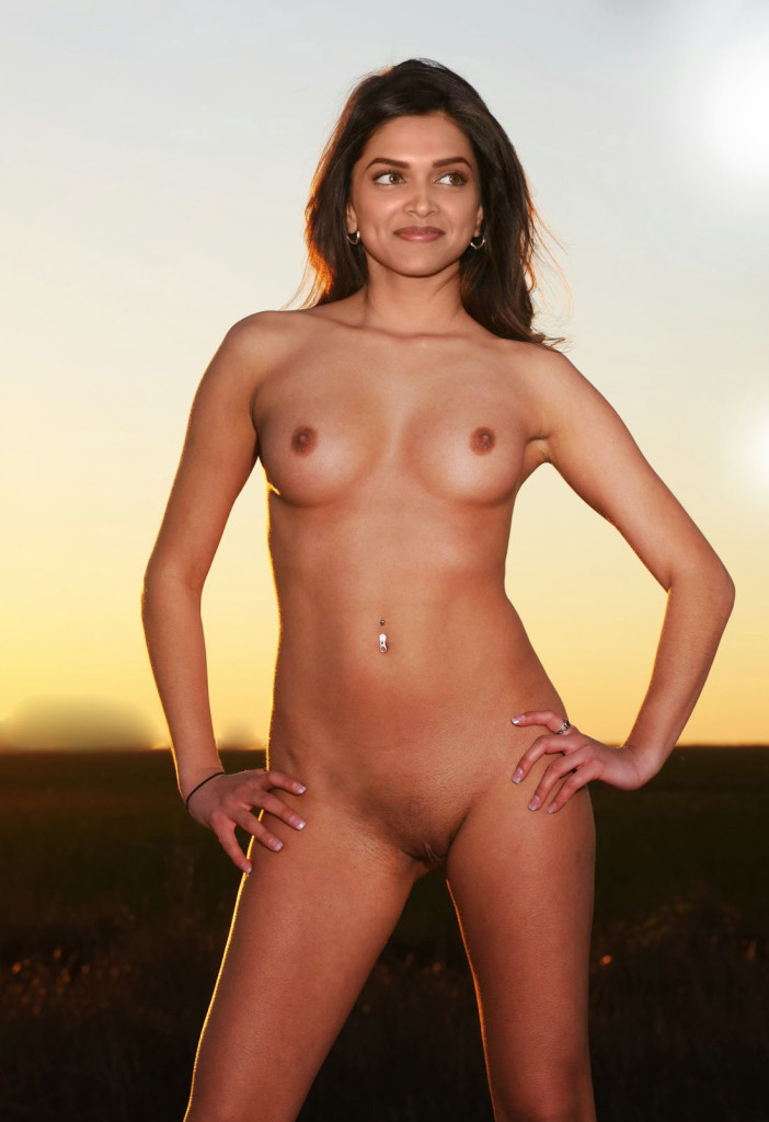 Deepika padukone fake naked hot photo — img 11