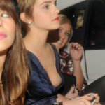 Emma Watson boobs slip and pussy slip images