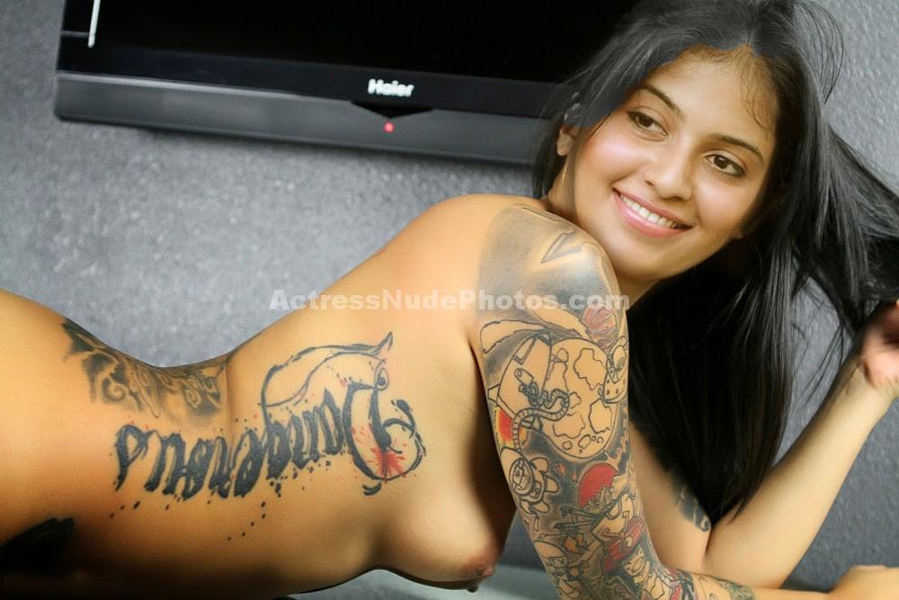 Curvy naked porn busty
