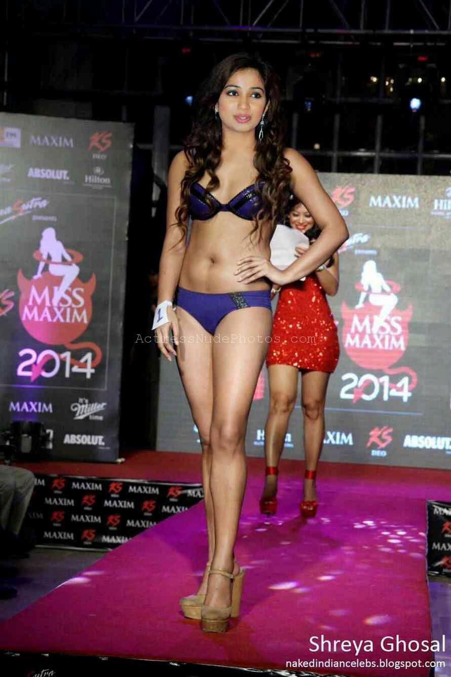 nude images of shreya ghosal