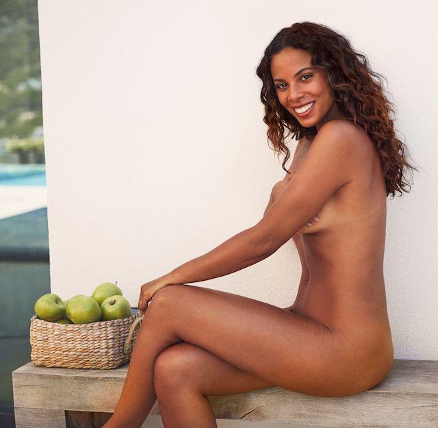 Rochelle nudist